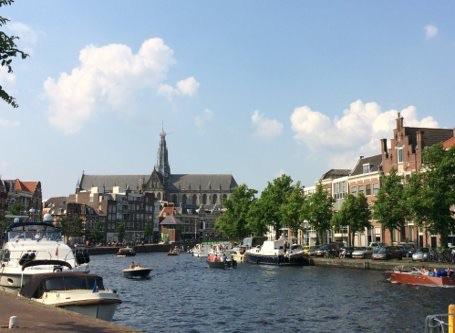 está Linda la Mar: Haarlem Nederland